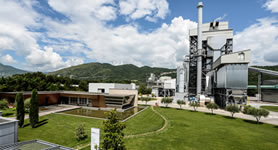 Pozzilli waste-to-energy plant