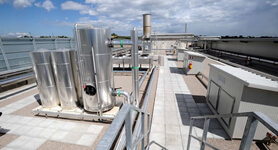Rimini anaerobic digestion and composting plant